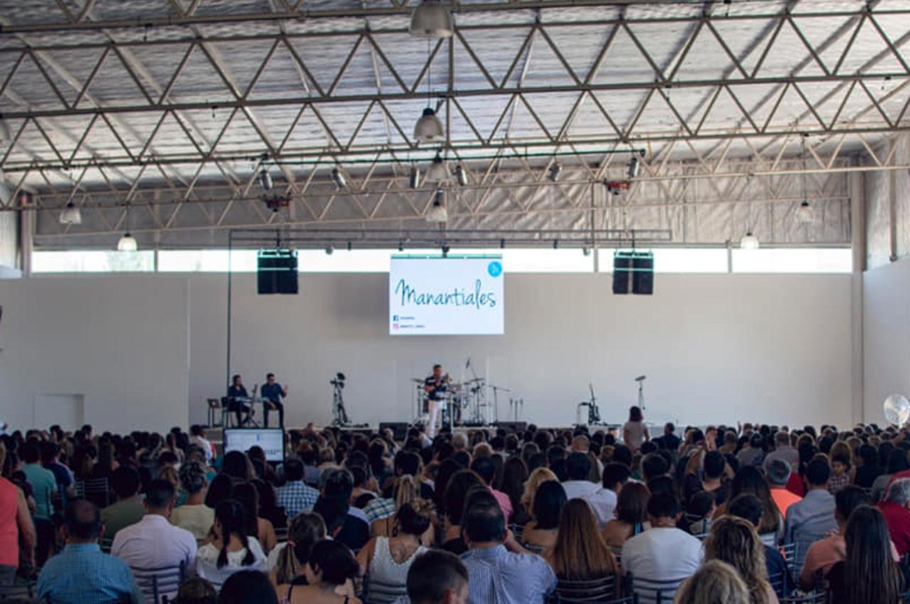 Mendoza, . Pantalla Indoor 3x2 P5