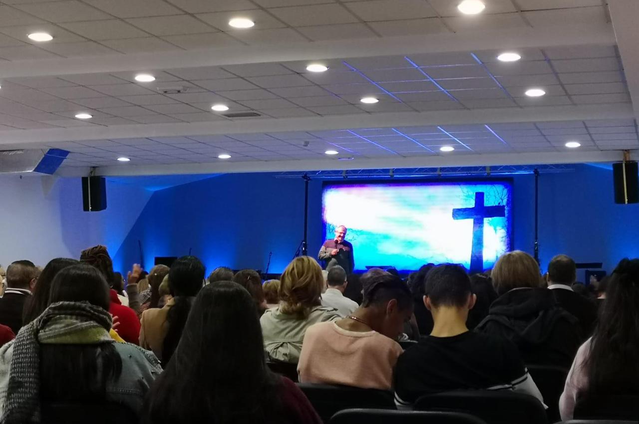Lugo, . Pantalla Indoor 4x2 P5