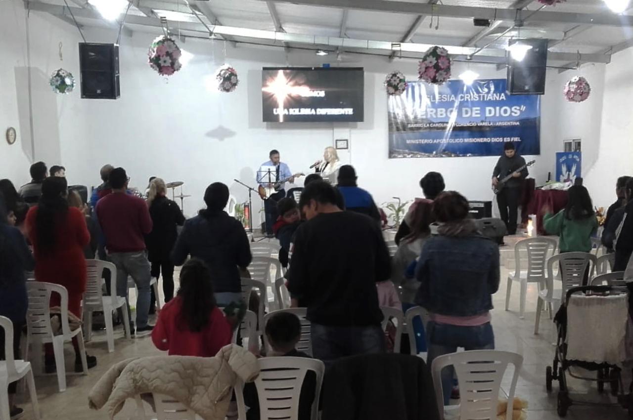 Florencio Varela, . Pantalla Indoor 2x1 P5