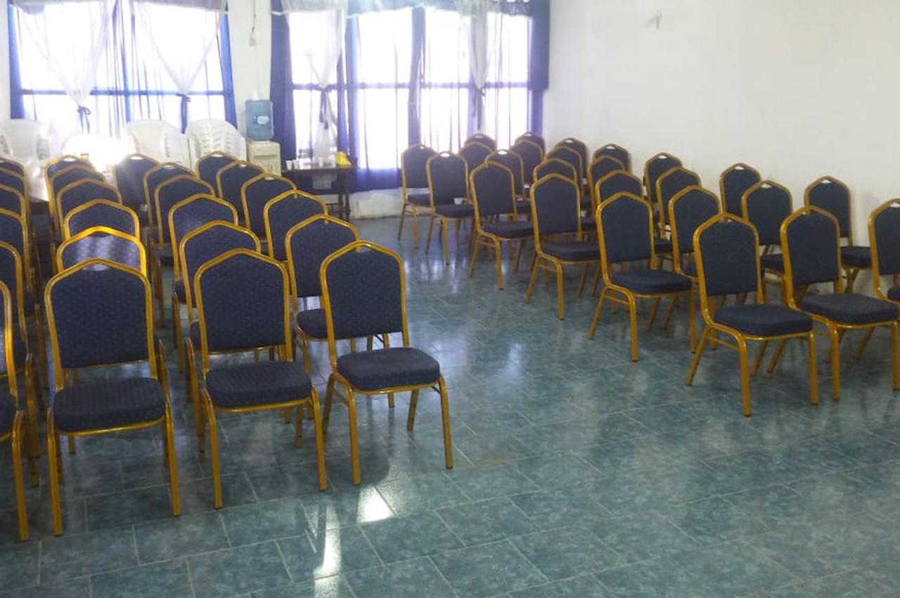Muchas iglesia decidieron equiparse gracias a la promoción de Nexos.