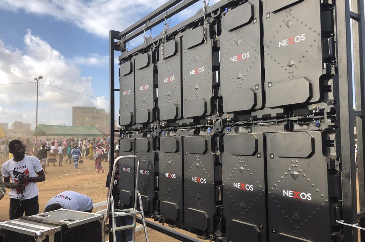 Nexos sigue pisando fuerte en Costa de Marfil.