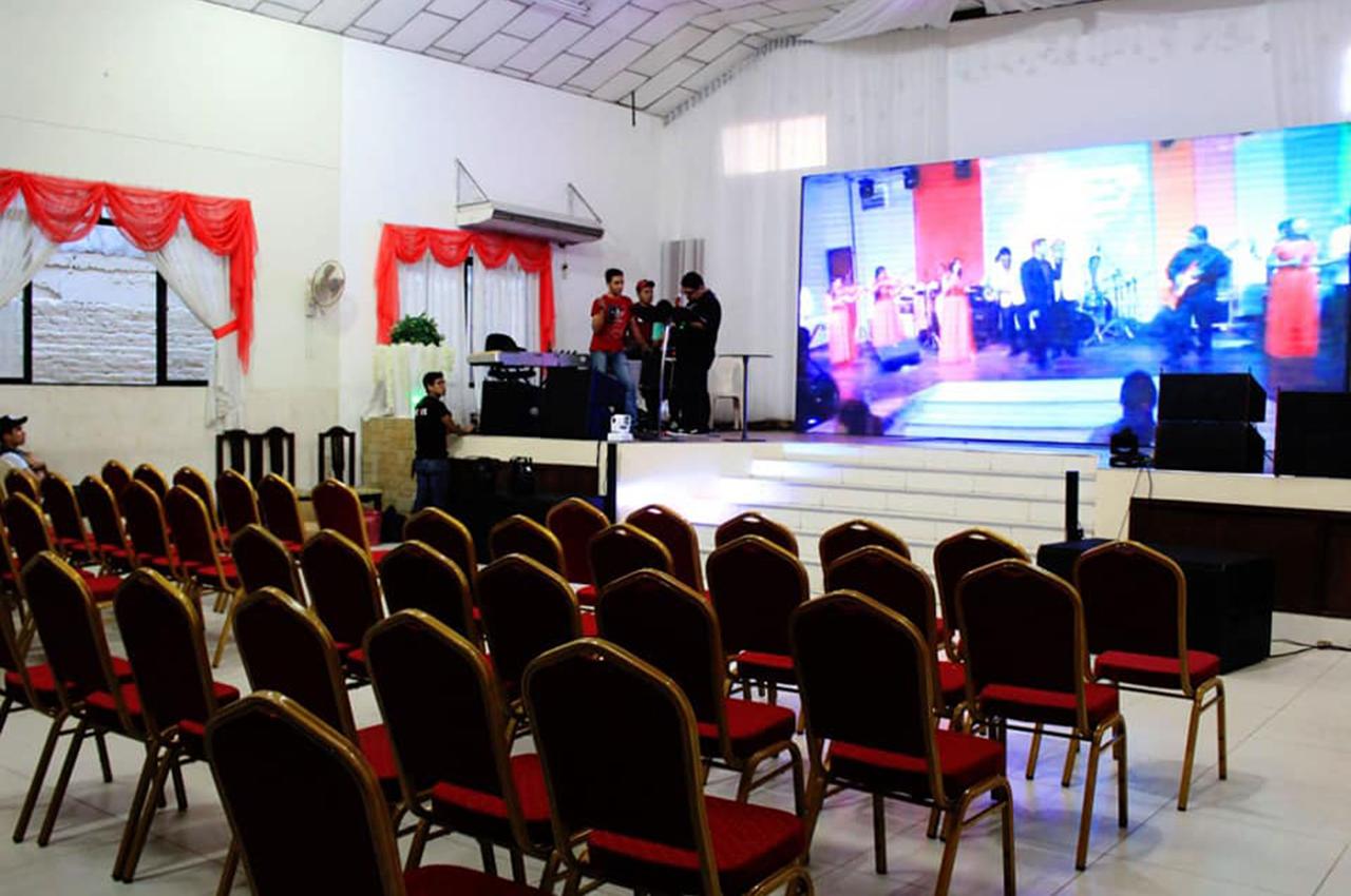 Todo listo para participar del Congreso Nacional de Adoradores en Santa Cruz de la Sierra.